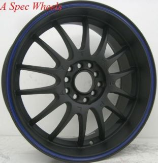 17 Wheels Rims Fit RSX Eclipse Camry Cougar Volvo S40 V40 C70