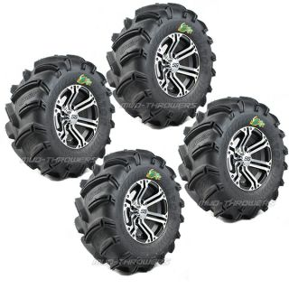 GBC Gator ATV Kit on SS212 Machine Wheels Kawasaki Brute Force