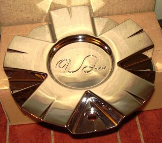 U2 Wheels Chrome Custom Wheel Center Cap MCD8061YA01 1