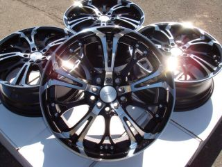 17 Effect Wheels Rims Cobalt HHR Malibu Saturn Aura ion Sky Saab 9 3