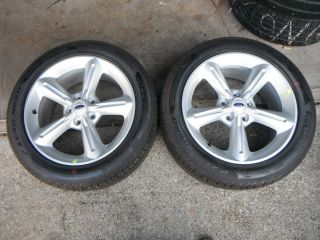 2010 Ford Mustang Alloy Wheels 18x8 44 5x114mm 2NDPRAVL