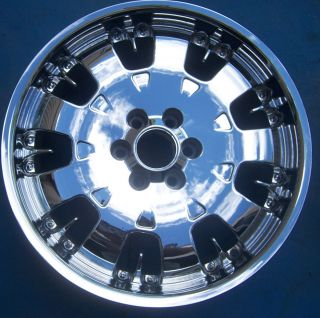 YUKON XL SIERRA DENALI ESCALADE EXT ESV SUBURBAN 1500 CHROME WHEEL RIM