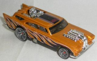 Hot Wheels Jack Hammer Diecast Car