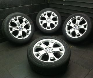 18 FACTORY 2013 FORD ESCAPE PAINTED WHEELS RIMS NEW CONTINENTAL TIRES