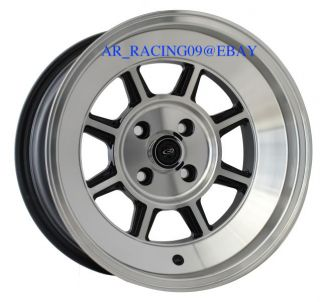 15 Rota Rims Shakotan Civic Del Sol Integra Fit CRX