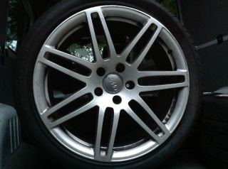 Audi Q7 21 Wheels Rims Tires Factory