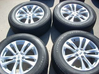 18 Infiniti FX35 Wheels Tires Rims 73713