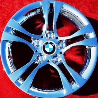 NEW 16 BMW 328I E90 OEM CHROME WHEELS RIMS 323I 325I 330I 335I 71242