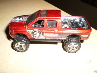 Hot Wheels 2006 Dodge RAM 1500 w Superlift Suspension Systems