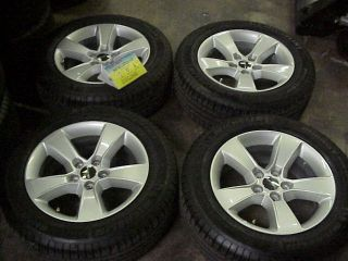 2012 Dodge Charger Chrysler 300 Factory Wheels Tires 215 65 17
