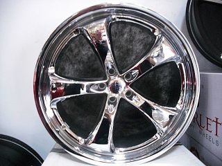 Charger Magnum Challenger 22 TSW Chrome Wheels 22 Rims Chrysler 300