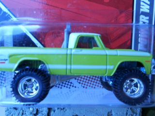 Hot Wheels 70 Dodge Power Wagon Real Riders Tires RARE