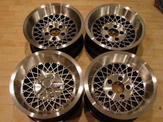 Wire Mag Nicer Than Aluminum Rims Wheels Chevy GM 5x4 75 Olds
