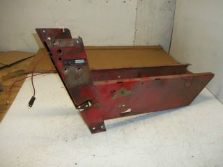 1974 Wheel Horse B80 Garden Tractor Part Dash Tower