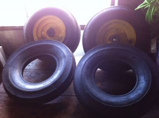 John Deere 8 inch Rims and Tires