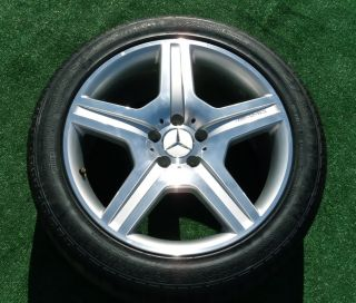 Mercedes Benz S550 19 inch Wheels Tires S65 S63 CL550 CL65 CL63
