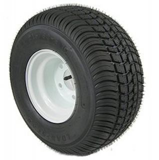 Snowmobile ATV Trailer Tires on Rims 5 Bolt 4 Ply 770 Load