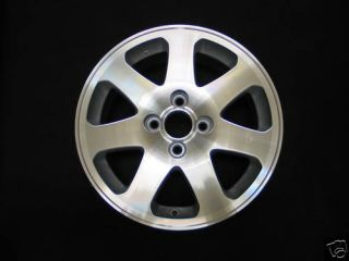 Honda Civic 99 00 Alloy Wheel Rim Mag 15 x 6 129