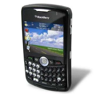 NEW RIM Blackberry Curve 8320 WIFI BLACK  T Mobile AT T Cell Phone