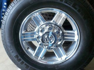 2012 Dodge RAM 2500 Laramie Wheels and Tires