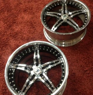 20 inch Staggered asanti AF144 Bentley Audi VW Wheels 5x112