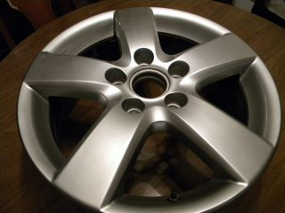 16 Genuine VW Golf MK5 Alloy Wheel Rim Mugello 1T0601025M