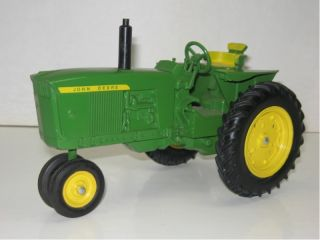 Vintage 1 16 John Deere 3010 w Diecast Rims 3 Point