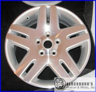 06 07 08 09 10 11 Impala Monte Carlo 17 Machined Silver Wheel T O Rim