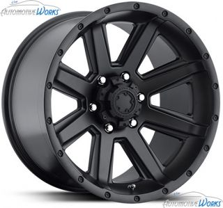 195 Crusher 6x139 7 6x5 5 18mm Gloss Black Wheels Rims inch 20