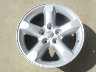 Ram 1500 Lonestar Hemi 20 Factory Alloy Wheel Rim 06 07 08 06 07 2008