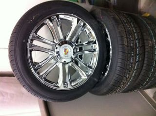 Chrome Cadillac Escalade Ext Platinum Factory Wheels Rims 6x5 5