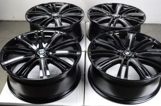 Black Wheels BMW TL RL Alloy Z3 Z4 330 318 3 Series Acura 5 Lug Rims