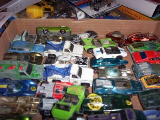 Red Line Hot Wheels Junk Yard Parts Lot