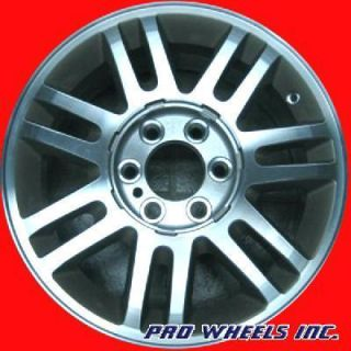 Ranch F150 Truck 18 Machined Silver Factory Wheel Rim 3784