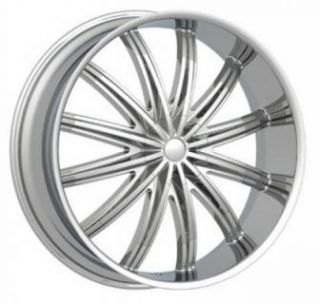 28 Phino PW28 Geneva Dub Wheel Tire Package Rims