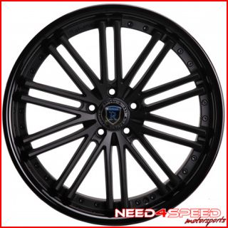 Benz W212 E350 E550 Coupe Rohana RC20 Concave Black Wheels Rims