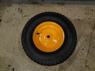 16 6 50 8 Riding Lawn Mower Garden Tractor Tire Rim Wheel Asse