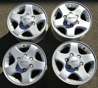 Canyon Factory OEM 15 Wheels Chevy Colorado Rims 5185 Chevrolet Caps