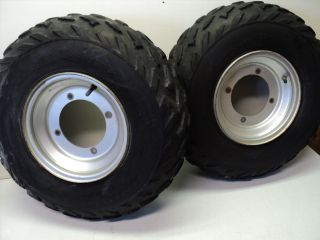 Timberwolf 250 YFB250 Four Wheeler 2472 Front Wheels Tires