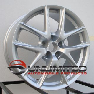 18 LFA Style Silver Wheels Rims Fit Lexus ES IS250 IS300 is350 Is F