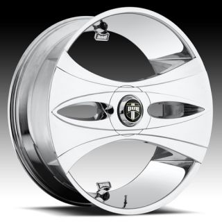 Wang Wheel Set 26x9 5 Chrome Wheels rwd 5 6 Lug Rims 26inch