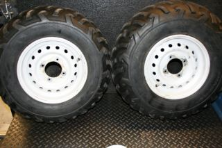 Kawasaki Brute Force 750 Stock Rear Wheels Rim Tires
