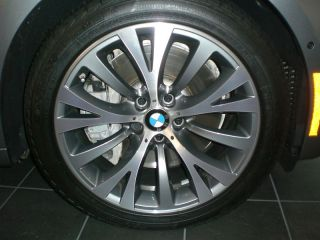 BMW GT 7 Series F R Alloy Rim Set Style 315 Y Spoke New