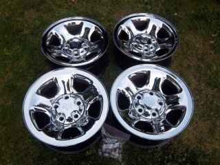 17 Dodge RAM 1500 Chrome Wheels Rim Durango Dakota