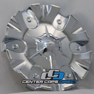 D77 2495 Cap LG412 16 DIP Wheels Chrome Center Caps