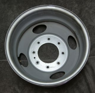 17 Ford F350 SD Dually Factory Steel Wheel Rim