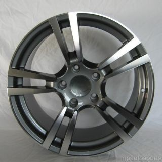 22 Porsche Turbo Wheels Rims Cayenne s Turbo VW Toureq Audi Q7