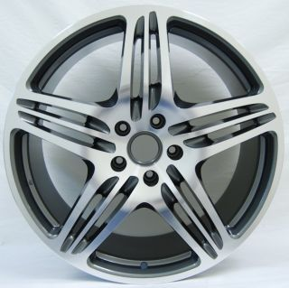 18 Porsche 997 Turbo Style Wheels Rims 993 996 997 Carrera C2 C2S C4