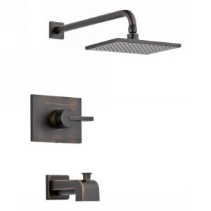Delta Faucet T14453 RB Vero Monitor 14 Series Tub & Shower Trim