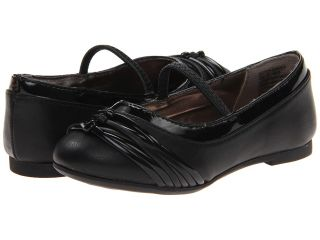 Kenneth Cole Reaction Kids Dip Top Shape 2 Girls Shoes (Black)